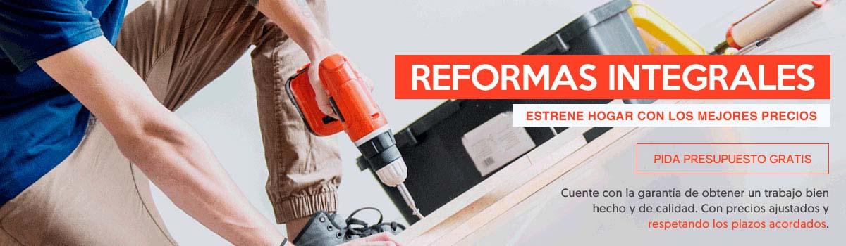 Sus expertos en reformas en Málaga