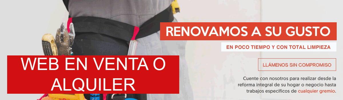 Reformas de viviendas en Málaga